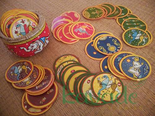 Ganjifa playing cards