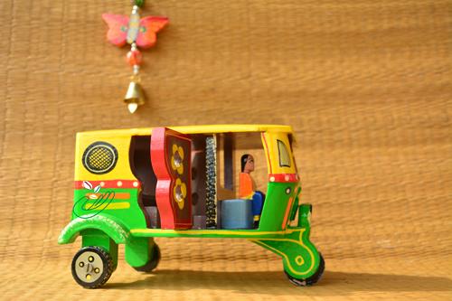 Auto toy